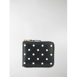 Comme Des Garçons Wallet polka dot printed wallet found on MODAPINS from MODES GLOBAL for USD $190.55