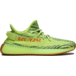 Adidas Adidas x Yeezy Boost 350 V2 Semi Frozen Yellow - Farfetch found on Bargain Bro from  for $1570