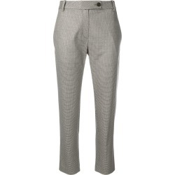 6397 houndstooth print trousers - Grey found on MODAPINS from FarFetch.com- UK for USD $862.38