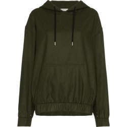 Beau Souci oversized wool hoodie - Green found on MODAPINS from FARFETCH.COM Australia for USD $636.03
