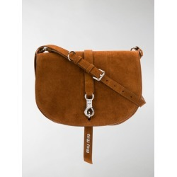 Miu Miu foldover shoulder bag found on Bargain Bro UK from MODES GLOBAL
