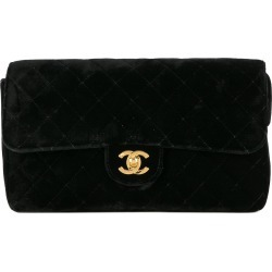 Chanel Vintage chain backpack bag - Black found on MODAPINS from FarFetch.com- UK for USD $14885.73