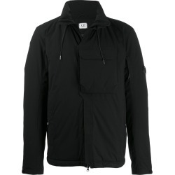 CP Company padded lens detail jacket - Black found on Bargain Bro UK from FarFetch.com- UK