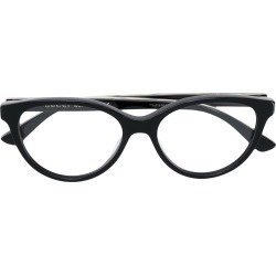 5bd93ec6f054d Gucci Eyewear cat eye frame glasses - Black found on MODAPINS from FarFetch.com  -