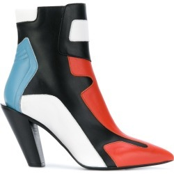 A.F.Vandevorst colour block ankle boots - Black found on MODAPINS from FarFetch.com- UK for USD $676.03