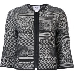 Akris Punto cropped jacket - Black found on MODAPINS from FARFETCH.COM Australia for USD $1942.77