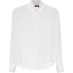 Andrea Bogosian long sleeved shirt - White found on MODAPINS from FarFetch.com - US for USD $272.00