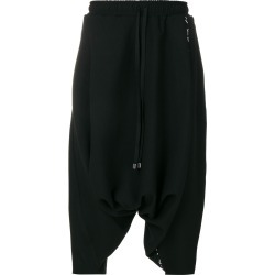 Alchemy cropped drawstring trousers - Black found on MODAPINS from FarFetch.com- UK for USD $322.92