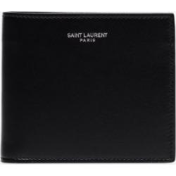 Saint Laurent Mens Black Logo-embossed Folding Wallet found on Bargain Bro UK from Browns Fashion