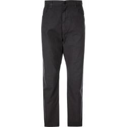 Bassike straight-leg chino trousers - Black found on MODAPINS from FARFETCH.COM Australia for USD $202.75