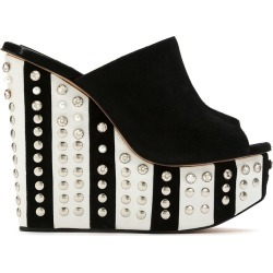 Andrea Bogosian platform mules - Black found on MODAPINS from FarFetch.com- UK for USD $808.21