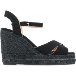Castañer Blaudell espadrille sandals - Black