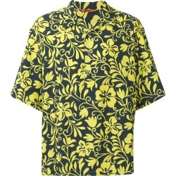 Barena floral print shirt - Yellow found on MODAPINS from FarFetch.com - US for USD $223.00