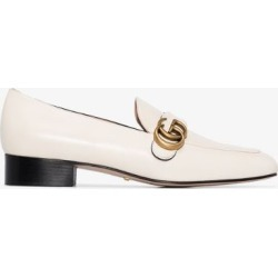 Gucci Womens Neutrals Gg Marmont Loafers found on MODAPINS from Browns Fashion for USD $725.81