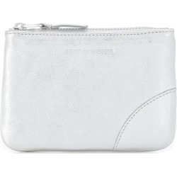 Comme Des Garçons Wallet top zip wallet - Metallic found on MODAPINS from FarFetch.com - US for USD $84.00