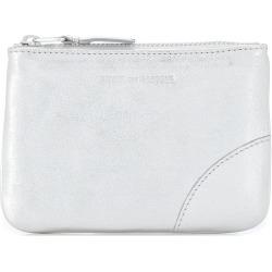 Comme Des Garçons Wallet top zip wallet - Metallic found on MODAPINS from FARFETCH.COM Australia for USD $97.37