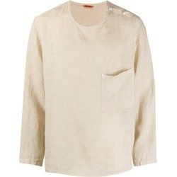 Barena Sabbia shirt - Neutrals found on MODAPINS from FarFetch.com- UK for USD $202.60