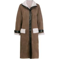 Blancha oversized zip coat found on MODAPINS from Eraldo for USD $1741.76