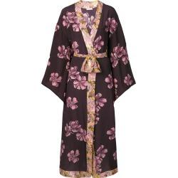 Anjuna long printed kimono - Purple found on MODAPINS from FARFETCH.COM Australia for USD $1254.30