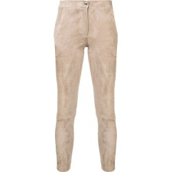 Arma slim-fit cropped trousers - Neutrals found on MODAPINS from FARFETCH.COM Australia for USD $711.91