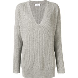 Allude glittery jumper - Grey found on MODAPINS from FARFETCH.COM Australia for USD $368.88