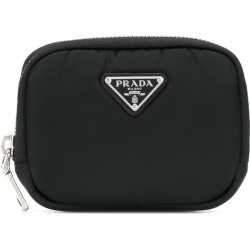 Prada logo-plaque zip-around wallet found on MODAPINS from Eraldo for USD $375.54