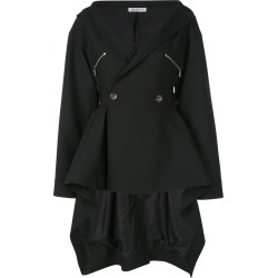 Adeam double breasted peplum jacket - Black found on MODAPINS from FarFetch.com- UK for USD $2393.57