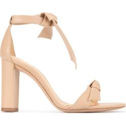 Alexandre Birman nude high sandals - Neutrals found on MODAPINS from FarFetch.com- UK for USD $566.59