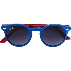 5f2c4f5dca3 Ray Ban Junior Erica sunglasses - Blue found on MODAPINS from FARFETCH.COM  Australia for
