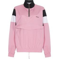Ambush oversized long sleeve cotton track shirt - Pink found on MODAPINS from FARFETCH.COM Australia for USD $568.58