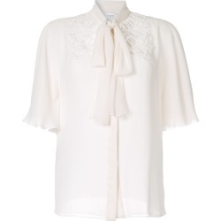 Giambattista Valli ruffle sleeve blouse - White found on Bargain Bro Philippines from FARFETCH.COM Australia for $1551.88