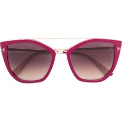 287a2dcc6ad Tom Ford Eyewear cat-eye shaped sunglasses - Pink found on MODAPINS from  FarFetch.