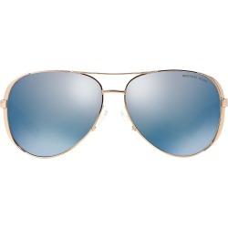 b2f1c3544c9e Michael Kors mirrored aviator sunglasses - Gold found on MODAPINS from  FarFetch.com- UK