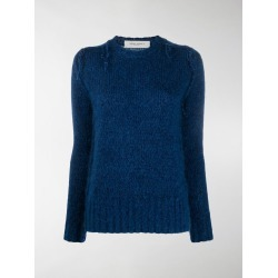 Golden Goose frayed-knit jumper found on Bargain Bro UK from MODES GLOBAL