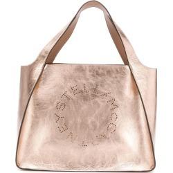 Stella McCartney Stella logo tote bag - Gold found on Bargain Bro UK from FarFetch.com- UK