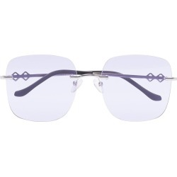 Karen Wazen madison sunglasses - PURPLE found on Bargain Bro UK from FarFetch.com- UK