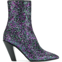 A.F.Vandevorst glitter boots - Pink found on MODAPINS from FarFetch.com- UK for USD $409.90