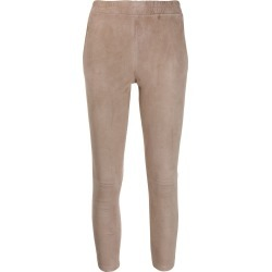 Arma cropped trousers - Grey found on MODAPINS from FARFETCH.COM Australia for USD $759.05
