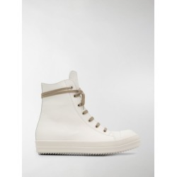 Rick Owens Larry hi-top sneakers found on Bargain Bro UK from MODES GLOBAL