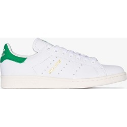 Adidas White Stan Smith low top leather sneakers found on Bargain Bro UK from Browns Fashion for $91.19