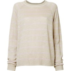 Bassike striped jumper - Brown found on MODAPINS from FarFetch.com - US for USD $280.00