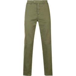 Barena lightweight slim-fit trousers - Green found on MODAPINS from FarFetch.com - US for USD $215.00