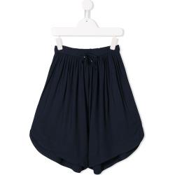 Chloé Kids oversized drawstring shorts - Blue found on Bargain Bro UK from FarFetch.com- UK
