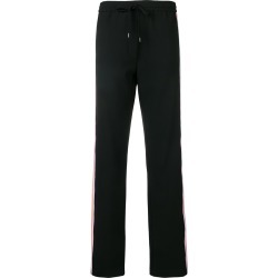 Nº21 side stripe track pants - Black found on Bargain Bro UK from FarFetch.com- UK