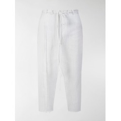 Craig Green wide-leg ribbed trousers found on Bargain Bro India from stefania mode for $332.01