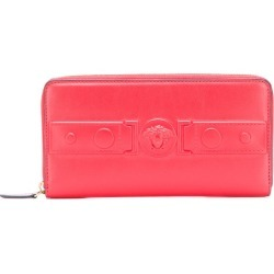 Versace Medusa wallet - Red found on Bargain Bro UK from FarFetch.com- UK