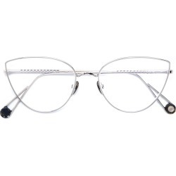 Ahlem Du Louvre glasses - Silver found on MODAPINS from FarFetch.com - US for USD $495.00