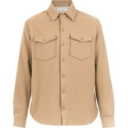 Egrey chest pockets shirt - Neutrals found on MODAPINS from FarFetch.com- UK for USD $217.29