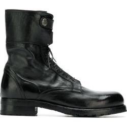 Alberto Fasciani Windy lace-up boots - Black found on MODAPINS from FarFetch.com- UK for USD $458.88