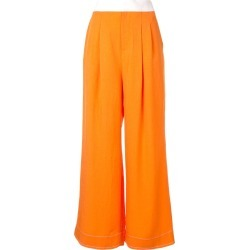 Comme Moi wide leg trousers - Orange found on Bargain Bro Philippines from FarFetch.com - US for $346.00
